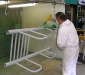Powdercoating over Zinc Rich Powder Primer